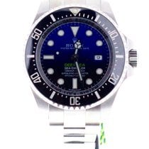 Rolex Deepsea Deep Blue d-blue James Cameron 116660 NEW