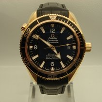 Omega Seamaster Planet ocean 600 M. Professional co-axial or rose