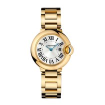 Cartier Ballon Bleu Quartz Ladies Watch Ref W69001Z2