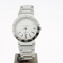 Bulgari BVLGARI Steel 33mm (PAPER) WhiteDial
