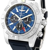 "Breitling 47mm ""Chronomat GMT"" Chronograph."