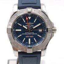 Breitling Avenger II GMT Blue NEW