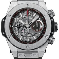 ウブロ (Hublot) Big Bang Unico Titanum 411.NX.1170.RX