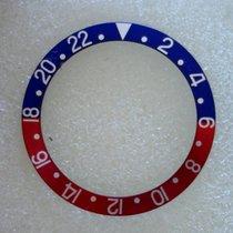 Rolex GMT 1675 Pepsi insert.