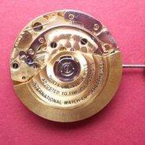 IWC C.79240 Werk (komplett) gebläute Schrauben,