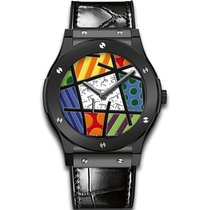 Hublot Classic Fusion Ceramic Britto Limited Edition