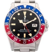 Rolex GMT Master 16750 Transitional 1983