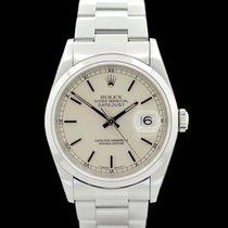 Rolex Datejust Ref.: 16220 - Oysterband/Poliert - Jahr:...
