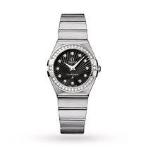 Omega Constellation Ladies Watch 123.15.27.60.51.001