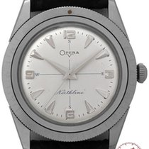 Opera Mans Wristwatch with Compass in the Back Northline