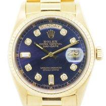 Ρολεξ (Rolex) Day-Date 18038 Diamond Watch 18k  Gold
