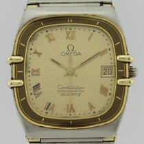 オメガ (Omega) CONSTELLATION QUARTZ 18k GOLD STAINLESS STEEL 1431