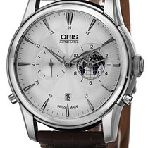 Oris Artelier Greenwich Mean Time Limited Edition 690.7690.408...