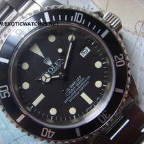 Rolex 1981 UNPOLISHED MKI  SEADWELLER MATTE DIAL Ref 16660