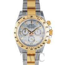 ロレックス (Rolex) Daytona White/18k gold Ø40mm - 116523