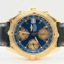 Breitling Chronomat 18k Yellow Gold Automatic Ref. K13352