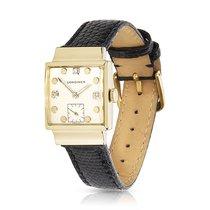 Longines Vintage Diamond Women's Watch in 14K Yellow Gold