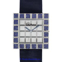 Chopard Ice Cube White Gold 13/6858-8-23 Pre-Owned