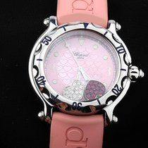 Chopard Happy Sport Ladies Floating Hearts Diamond