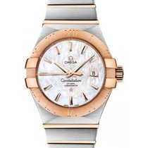 Omega 123.20.31.20.05.001 Constellation Ladies Automatic in 2...