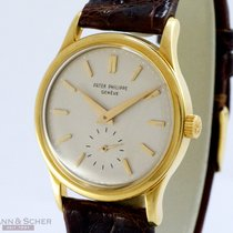 Patek Philippe Vintage Calatrava Automatic Screw Back Case...