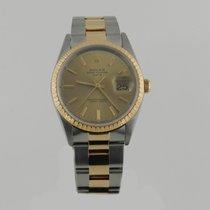 Rolex DATE STEEL & GOLD 34 mm