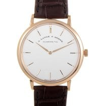A. Lange & Söhne Saxonia Thin Rose Gold Men's Watch