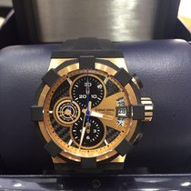 Condor C1 rose gold chronograph