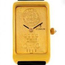 Corum Swiss_ignot_10grams Corum 10 Gram Ingot in Yellow Gold -...