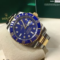 Rolex Cally - Used Discontinued Diamond 116613LB-8DI Submariner
