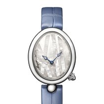 Breguet Reine de Naples Mother of Pearl Dial Automatic Ladies...