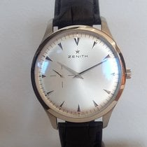 Zenith Elite Ultra Thin Small Second