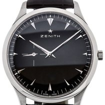 Zenith Elite Ultra Thin 40 Automatic Black Dial