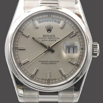 Rolex Oyster Perpetual Day-Date Platin Ref. 118206