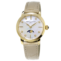 Frederique Constant Ladies Slimline Moonphase