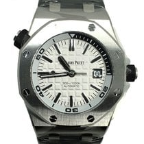 오드마피게 (Audemars Piguet) Royal Oak Offshore Diver White 15710ST