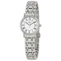 Longines Grande Classique White Dial Ladies Watch