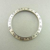 Rolex Explorer Ii Lünette Edelstahl Steel Bezel Ref. 16570 16550