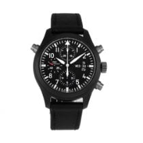 IWC Pilot's Double Chronograph Limited Edition