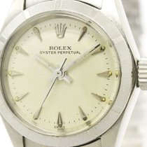 Rolex Vintage Rolex Oyster Perpetual 6623 Steel Automatic...