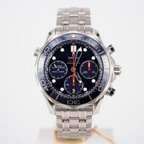 Omega Seamaster Diver 300 M Co-Axial Chronograph 41.5 mm