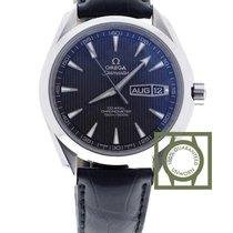 Omega Seamaster Aqua Terra 150m Co-Axial 38.5 annual calendar NEW