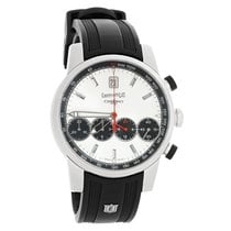 Eberhard & Co. 4 Grand Taille Chronograph Automatic Watch...