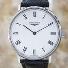 Longines Swiss Made Beautiful Luxury Manual Wind Dress Watch...