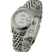 Rolex Used 79174_used_jub_wht_stk Datejust Lady 26mm Automatic...