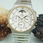 Seiko Sports 100 Chronograph Mondphase Vintage Herrenuhr...