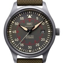 IWC Pilot`s Watch Fliegeruhr Mark XVIII TOP GUN Miramar IW324702