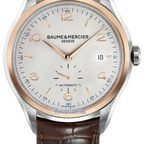 Baume & Mercier Clifton Small Seconds Automatic 41mm 10139
