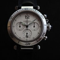 Cartier Pasha Automatic Chronograph Men's New