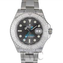 ロレックス (Rolex) Yacht-Master Dark Grey/Steel Ø40mm - 116622